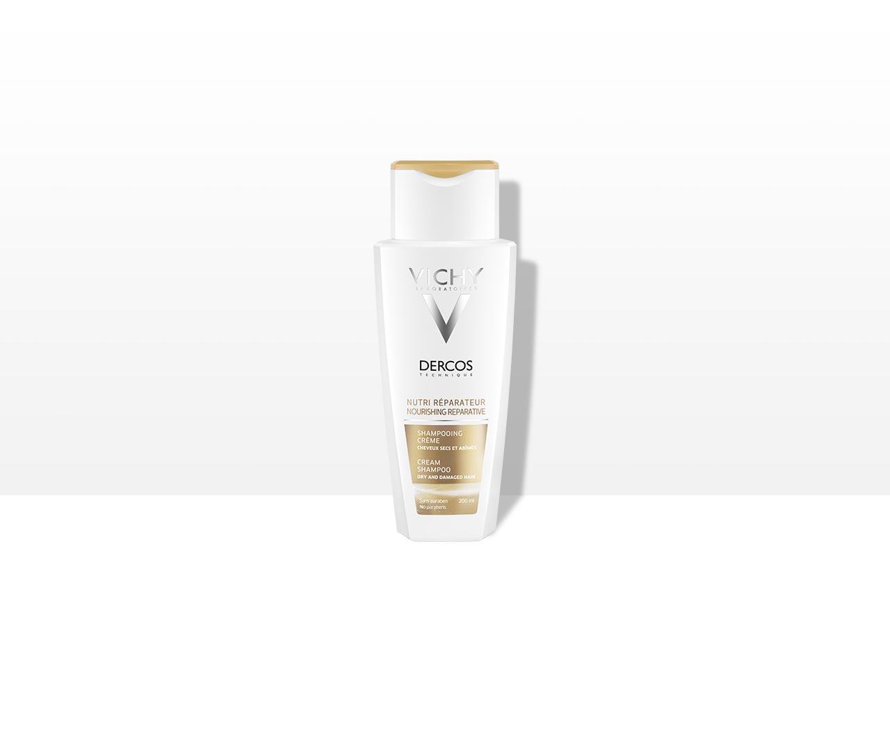 Nourishing & ReparativeCream Shampoo for Dry & Damaged hair