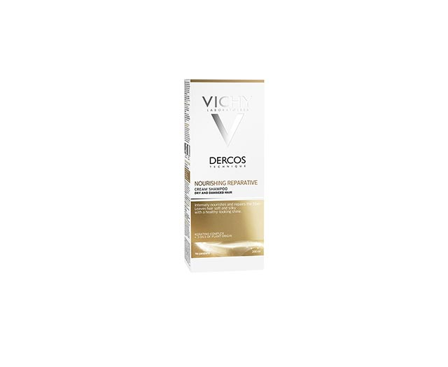 NOURISHING & REPARATIVE Cream Shampoofor Dry & Damaged hair