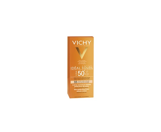 SPF 50 BB Tinted Velvety Cream