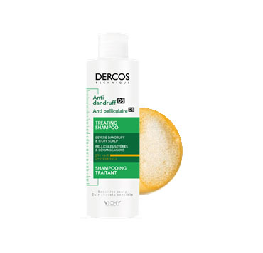 Anti-Dandruff DS dermatological shampoo - dandruff & itchy scalp – dry hair